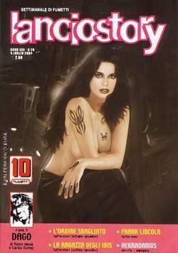 Copertina LANCIOSTORY ANNO 30 n.26 - LANCIOSTORY 2004   26, EDITORIALE AUREA
