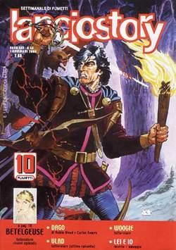Copertina LANCIOSTORY ANNO 30 n.43 - LANCIOSTORY 2004   43, EDITORIALE AUREA