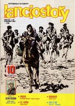 Copertina LANCIOSTORY ANNO 30 n.48 - LANCIOSTORY 2004   48, EDITORIALE AUREA