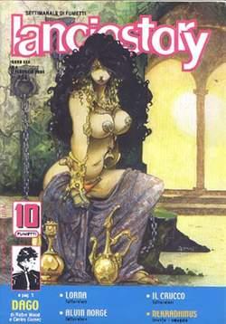 Copertina LANCIOSTORY ANNO 30 n.4 - LANCIOSTORY 2004    4, EDITORIALE AUREA
