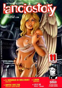 Copertina LANCIOSTORY ANNO 31 n.26 - LANCIOSTORY 2005   26, EDITORIALE AUREA