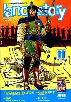 Copertina LANCIOSTORY ANNO 31 n.27 - LANCIOSTORY 2005   27, EDITORIALE AUREA