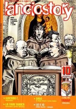 Copertina LANCIOSTORY ANNO 31 n.52 - LANCIOSTORY 2005   52, EDITORIALE AUREA