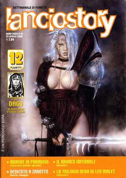 Copertina LANCIOSTORY ANNO 32 n.16 - LANCIOSTORY 2006   16, EDITORIALE AUREA