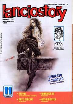 Copertina LANCIOSTORY ANNO 32 n.50 - LANCIOSTORY ANNO 32 - 200   50, EDITORIALE AUREA