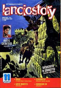 Copertina LANCIOSTORY ANNO 32 n.51 - LANCIOSTORY 2006   51, EDITORIALE AUREA