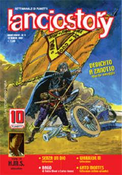 Copertina LANCIOSTORY ANNO 33 n.11 - LANCIOSTORY 2007   11, EDITORIALE AUREA