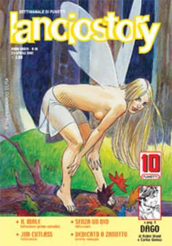 Copertina LANCIOSTORY ANNO 33 n.16 - LANCIOSTORY 2007   16, EDITORIALE AUREA