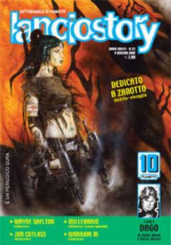 Copertina LANCIOSTORY ANNO 33 n.22 - LANCIOSTORY 2007   22, EDITORIALE AUREA