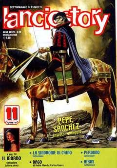 Copertina LANCIOSTORY ANNO 34 n.28 - LANCIOSTORY 2008   28, EDITORIALE AUREA