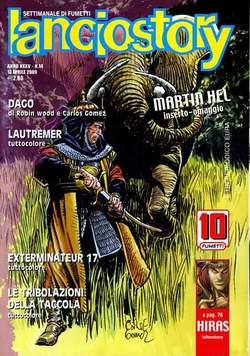Copertina LANCIOSTORY ANNO 35 n.14 - LANCIOSTORY 2009   14, EDITORIALE AUREA