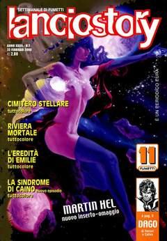 Copertina LANCIOSTORY ANNO 35 - 2009 n.7 - LANCIOSTORY ANNO 35 - 2009, EDITORIALE AUREA