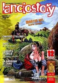 Copertina LANCIOSTORY ANNO 35 - 2009 n.8 - LANCIOSTORY ANNO 35 - 2009, EDITORIALE AUREA