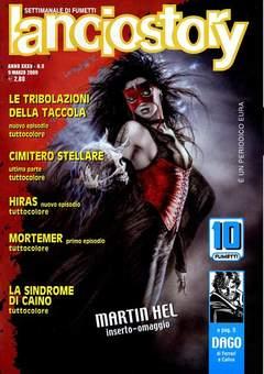 Copertina LANCIOSTORY ANNO 35 - 2009 n.9 - LANCIOSTORY ANNO 35 - 2009, EDITORIALE AUREA