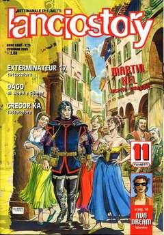 Copertina LANCIOSTORY ANNO 35 n.25 - LANCIOSTORY 2009   25, EDITORIALE AUREA