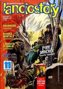 Copertina LANCIOSTORY ANNO 35 n.5 - LANCIOSTORY 2009   5, EDITORIALE AUREA