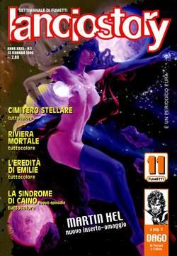Copertina LANCIOSTORY ANNO 35 n.7 - LANCIOSTORY 2009   7, EDITORIALE AUREA