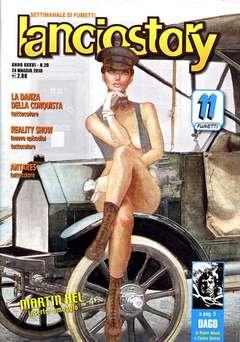 Copertina LANCIOSTORY ANNO 36 n.20 - LANCIOSTORY 2010  20, EDITORIALE AUREA