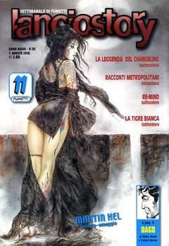 Copertina LANCIOSTORY ANNO 36 - 2010 n.30 - LANCIOSTORY ANNO 36 - 2010, EDITORIALE AUREA