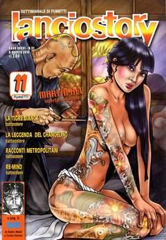 Copertina LANCIOSTORY ANNO 36 - 2010 n.31 - LANCIOSTORY ANNO 36 - 2010, EDITORIALE AUREA