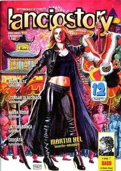 Copertina LANCIOSTORY ANNO 36 n.52 - LANCIOSTORY 2010   52, EDITORIALE AUREA