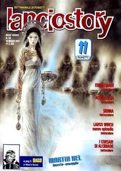 Copertina LANCIOSTORY ANNO 37 n.10 - LANCIOSTORY 2011   10, EDITORIALE AUREA