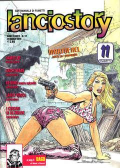 Copertina LANCIOSTORY ANNO 37 n.12 - LANCIOSTORY 2011   12, EDITORIALE AUREA