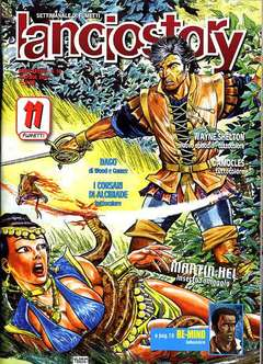 Copertina LANCIOSTORY ANNO 37 n.14 - LANCIOSTORY 2011   14, EDITORIALE AUREA