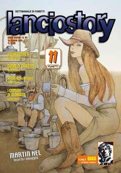 Copertina LANCIOSTORY ANNO 37 n.23 - LANCIOSTORY 2011   23, EDITORIALE AUREA