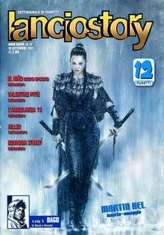 Copertina LANCIOSTORY ANNO 37 n.37 - LANCIOSTORY 2011   37, EDITORIALE AUREA
