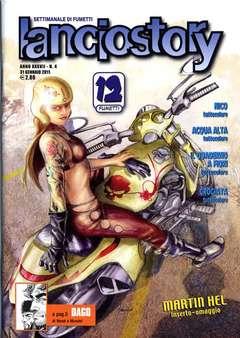 Copertina LANCIOSTORY ANNO 37 n.4 - LANCIOSTORY 2011   4, EDITORIALE AUREA
