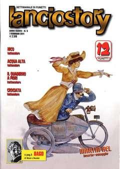 Copertina LANCIOSTORY ANNO 37 n.5 - LANCIOSTORY 2011   5, EDITORIALE AUREA