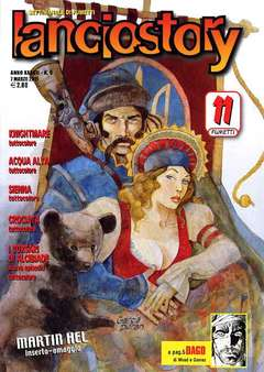 Copertina LANCIOSTORY ANNO 37 n.9 - LANCIOSTORY 2011   9, EDITORIALE AUREA