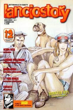 Copertina LANCIOSTORY ANNO 37 n.2 - LANCIOSTORY 2011   2, EDITORIALE AUREA