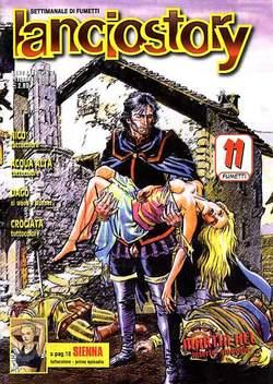 Copertina LANCIOSTORY ANNO 37 n.7 - LANCIOSTORY 2011   7, EDITORIALE AUREA