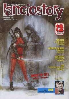 Copertina LANCIOSTORY ANNO 38 n.20 - LANCIOSTORY 2012   20, EDITORIALE AUREA