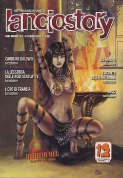 Copertina LANCIOSTORY ANNO 38 - 2012 n.5 - LANCIOSTORY, EDITORIALE AUREA