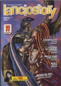 Copertina LANCIOSTORY ANNO 38 n.27 - LANCIOSTORY 2012   27, EDITORIALE AUREA
