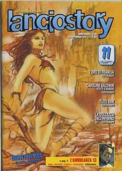 Copertina LANCIOSTORY ANNO 38 n.38 - LANCIOSTORY 2012   38, EDITORIALE AUREA