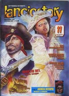 Copertina LANCIOSTORY ANNO 38 n.48 - LANCIOSTORY 2012   48, EDITORIALE AUREA
