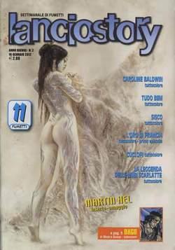 Copertina LANCIOSTORY ANNO 38 n.2 - LANCIOSTORY 2012   2, EDITORIALE AUREA