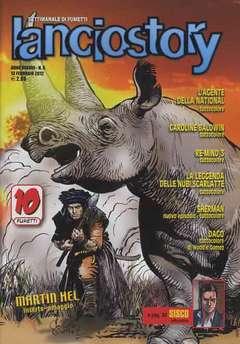 Copertina LANCIOSTORY ANNO 38 n.6 - LANCIOSTORY 2012   6, EDITORIALE AUREA