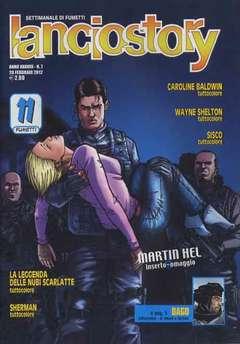 Copertina LANCIOSTORY ANNO 38 n.7 - LANCIOSTORY 2012   7, EDITORIALE AUREA