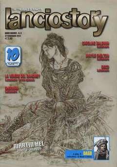 Copertina LANCIOSTORY ANNO 38 n.8 - LANCIOSTORY 2012   8, EDITORIALE AUREA