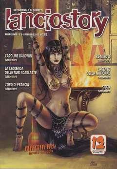 Copertina LANCIOSTORY ANNO 38 n.5 - LANCIOSTORY 2012   5, EDITORIALE AUREA