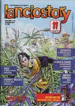 Copertina LANCIOSTORY ANNO 39 n.19 - LANCIOSTORY 2013   19, EDITORIALE AUREA