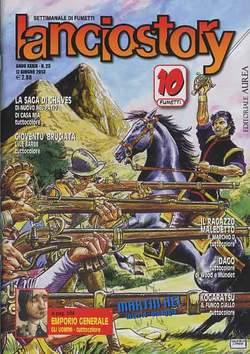 Copertina LANCIOSTORY ANNO 39 n.23 - LANCIOSTORY 2013   23, EDITORIALE AUREA