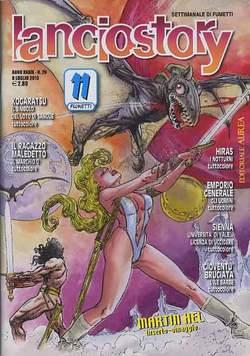 Copertina LANCIOSTORY ANNO 39 n.26 - LANCIOSTORY 2013   26, EDITORIALE AUREA