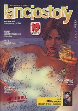 Copertina LANCIOSTORY ANNO 39 n.50 - LANCIOSTORY 2013   50, EDITORIALE AUREA