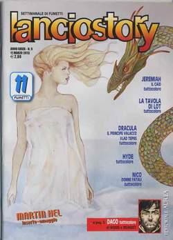 Copertina LANCIOSTORY ANNO 39 n.9 - LANCIOSTORY 2013   9, EDITORIALE AUREA